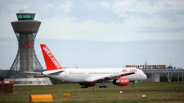 Два рейси з українцями затримують в Єгипті