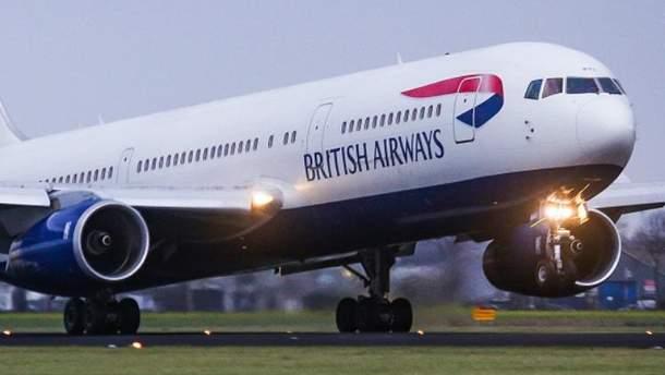 Рейс British Airways задержали из-за пьяного пилота