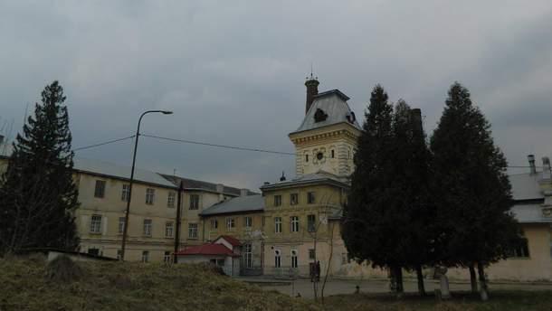 Побег из львовской психиатрической больницы