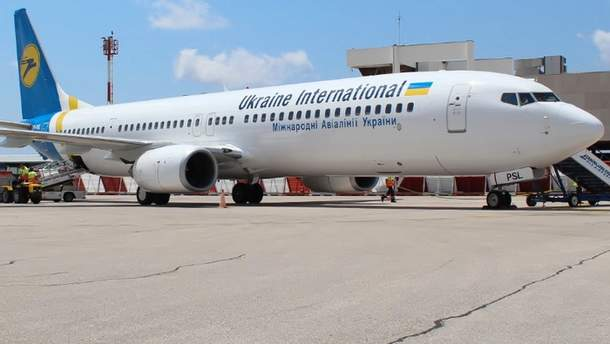 З Єгипту вилетів літак з українцями