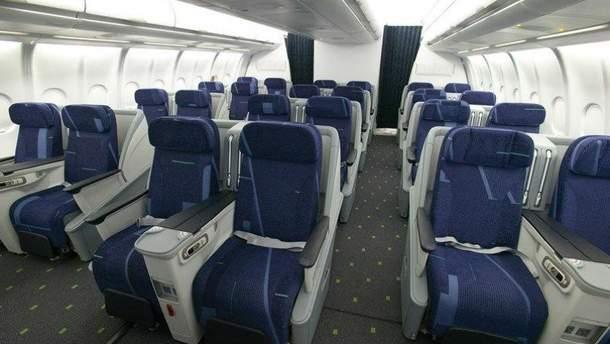 Россиянка устроила драку в бизнес-классе самолета