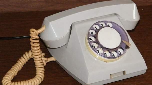 Жителі окупованих територій на Донбасі можуть дзвонити лише зі стаціонарного телефону