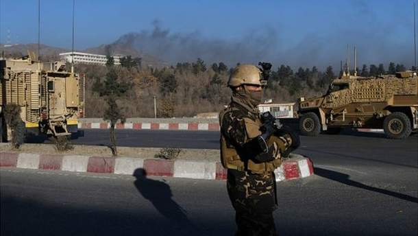 У Кабулі під час теракту загинув українець