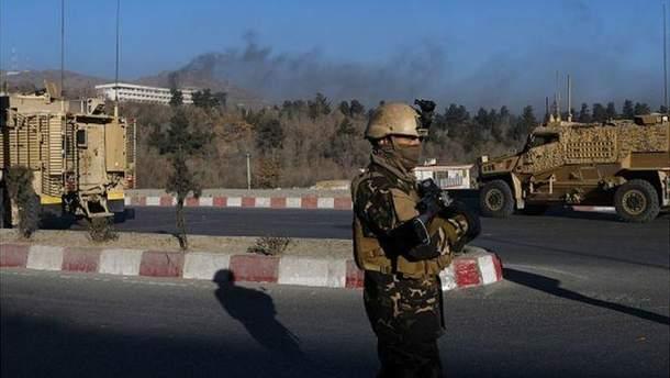В Кабуле во время теракта погиб украинец