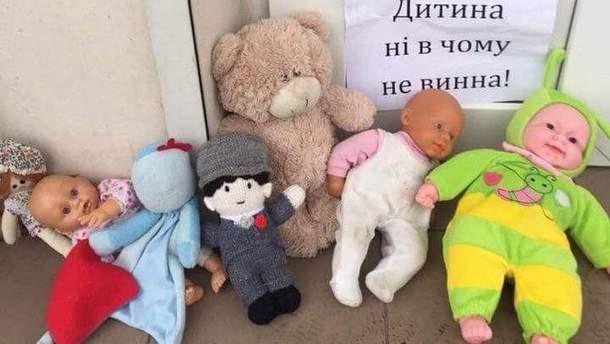 Священник объяснил, почему отказался отпевать ребенка в Запорожье