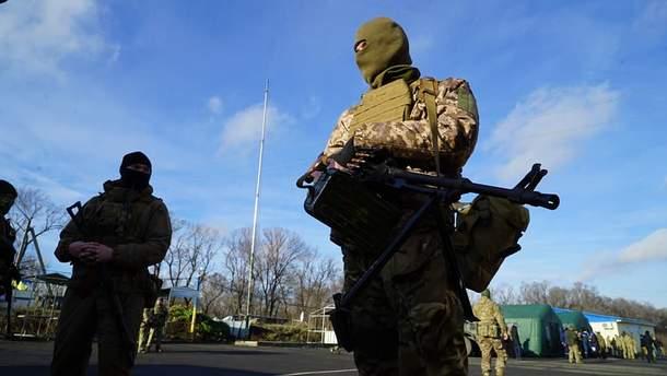 Україна передала бойовикам жінку помилувану Порошенком