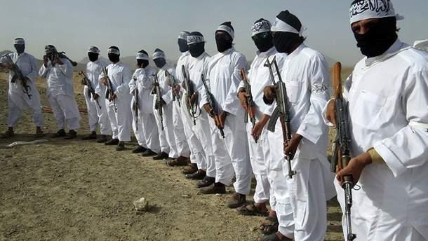 """Бойовики терористичної організації """"Талібан"""""""