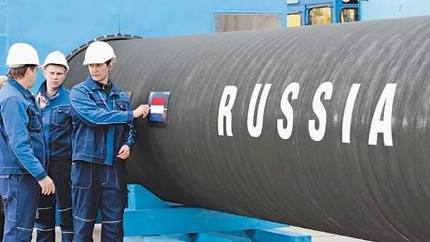Украина снова собирается покупать газ у России