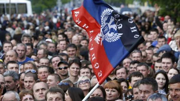 """Дівчину передали на окуповані території, де панує """"ДНР"""""""