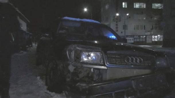 На Рівненщині зупиняли дуже п'яного водія