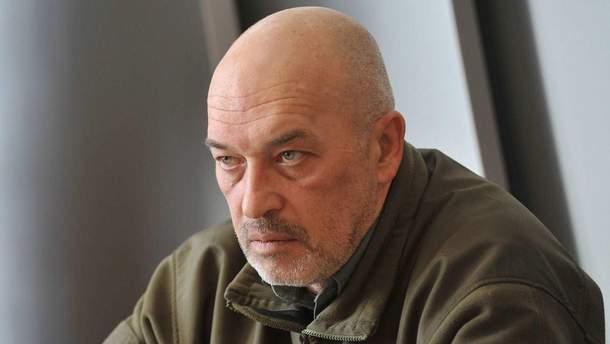 Тука объяснил, какие документы, выданные в ОРДЛО, будет признавать Украина