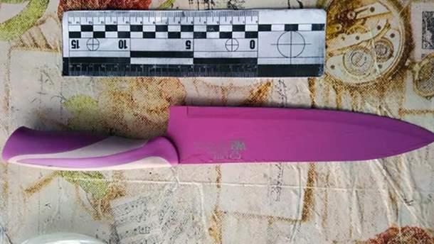 Молодой человек набросился с ножом на отчима в Харькове