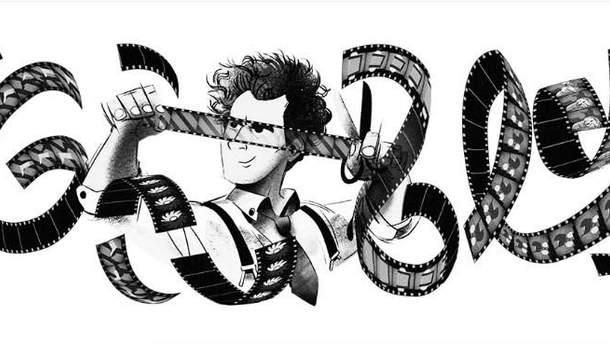 Сергей Эйзенштейн – Google посвятил дудл