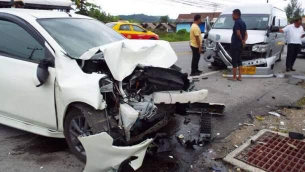 У ДТП в Таїланді загинули дві громадянки Росії, поранений українець