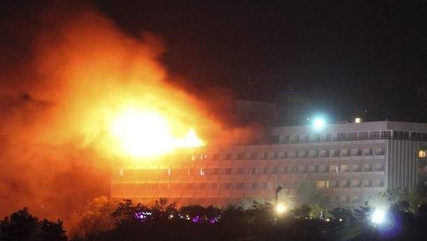 Теракт у готелі Кабула: журналіст поділився моторошними подробицями пережитого нападу