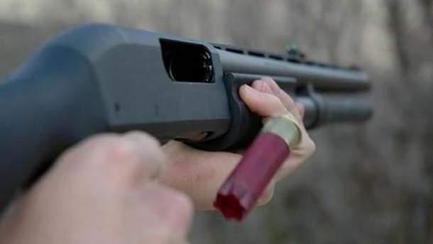 Стрельба в Луцке