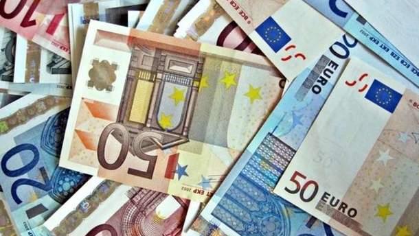 Наличный курс валют 22 января в Украине