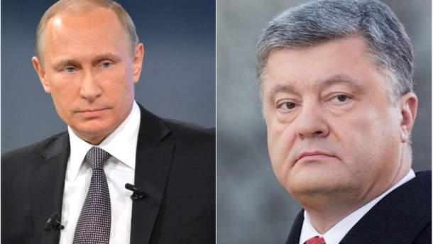 Песков рассказал, для чего нужны контакты Порошенко с Путиным