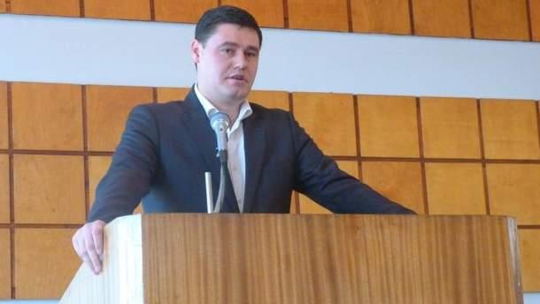 Депутат Одеської облради Олег Бабенко