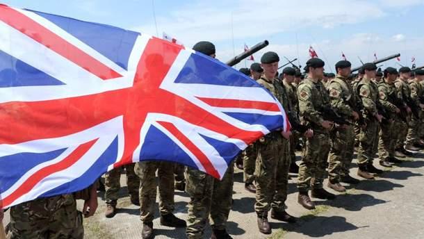 Генштаб Великобритании призывает увеличить оборонные расходы на фоне угрозы со стороны России