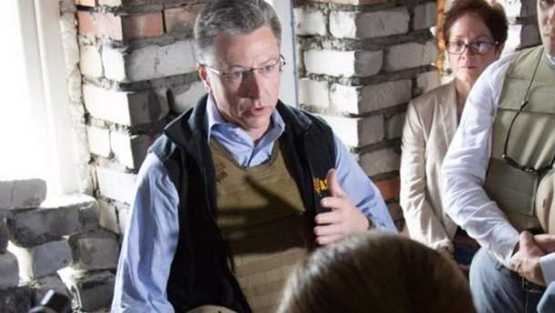 Курт Волкер поїде на Донбас перед зустріччю з Сурковим