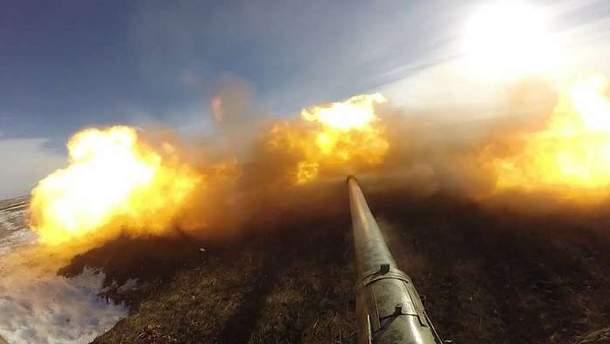 Боевики обстреляли подконтрольный им Докучаевск