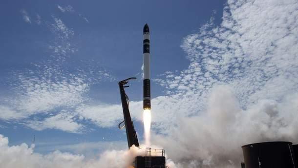 Запуск ракети