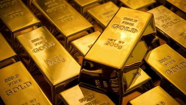 НБУ передав золотовалютні резерви Світовому банку