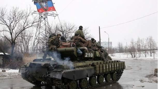 """Боевики """"ЛДНР"""" изменили принципы обстрела украинских позиций"""