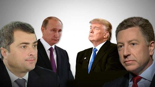 Запад усилит давление на Россию ,если переговоры Волкера и Суркова будут безрезультатными