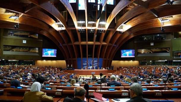 Росія відмовилась сплачувати внески у ПАРЄ