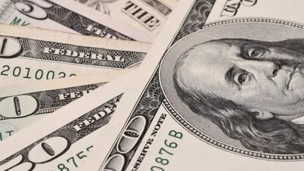 Наличный курс валют 23 января в Украине