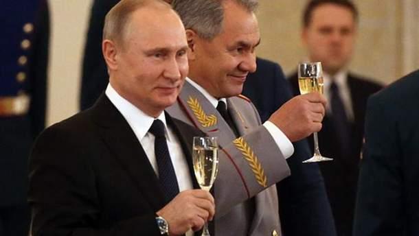 утину до сих пор не дает покоя видение евразийской мировой державы.