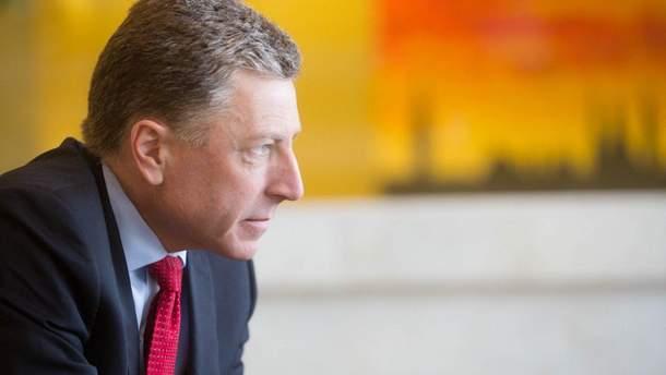Курт Волкер прибув в Україну