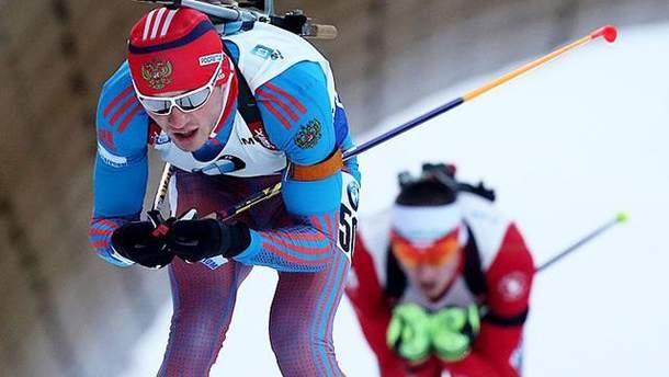 Російські біатлоністи