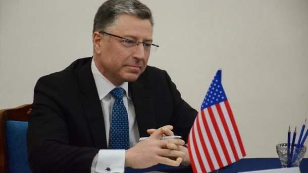Курт Волкер прибув з візитом в Україну