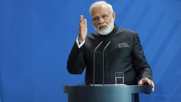 Прем'єр Індії Нарендра Моді