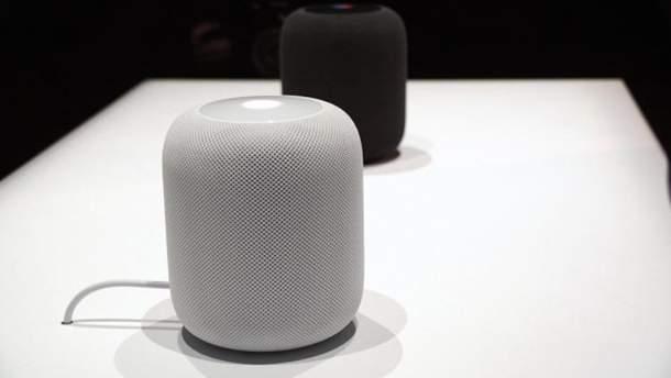 """Apple выпустила  """"умную"""" колонку HomePod"""