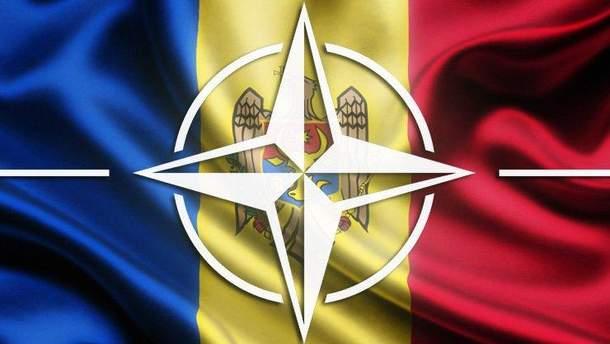 Співпраця Молдови з НАТО