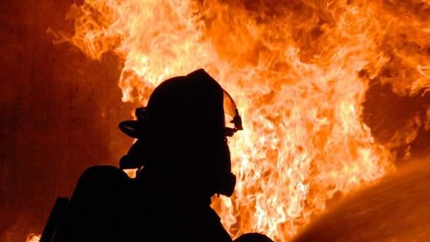Взрыв в доме на Киевщине