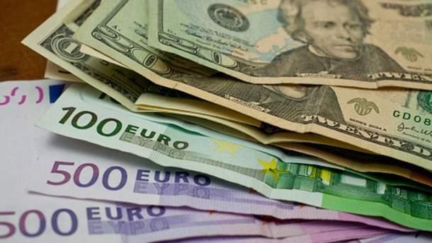 Готівковий курс валют 24 січня в Україні