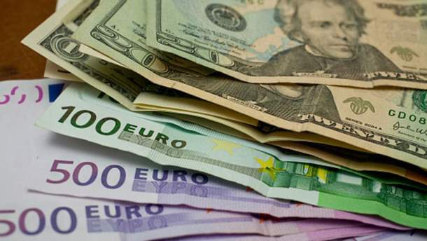 Наличный курс валют 24 января в Украине