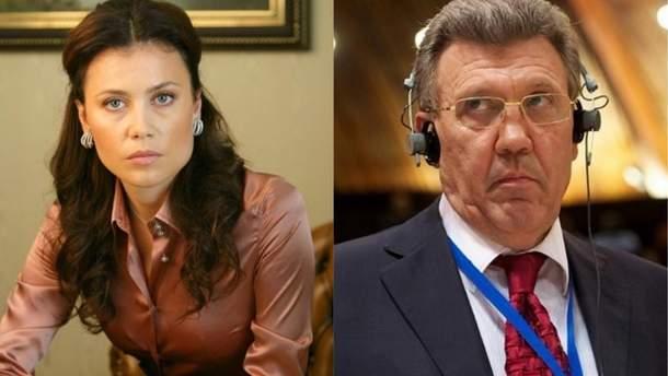 Суд арестовал авто дочери Кивалова