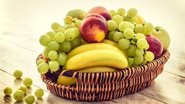 Ціни на банани в Україні