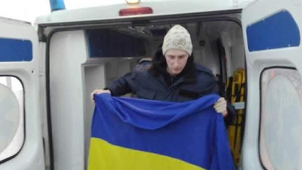 Еще одного украинского воина удалось освободить из плена
