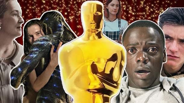 Оскар 2018: номинанты на лучший фильм года