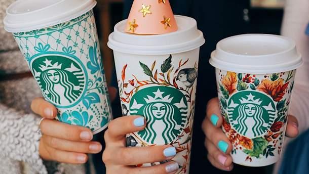 """В Украине может появиться """"Starbucks"""""""