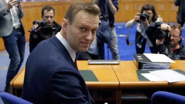 Навальний у ЄСПЛ