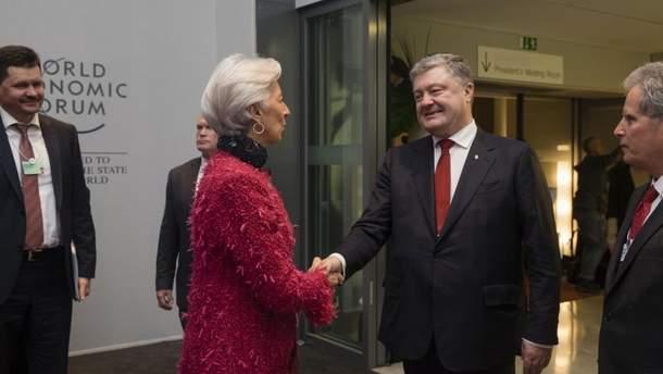В МВФ сделали заявление относительно сотрудничества с Украиной