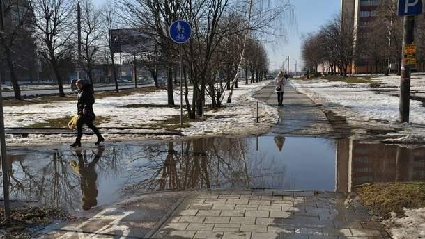 Когда в Украину придет оттепель